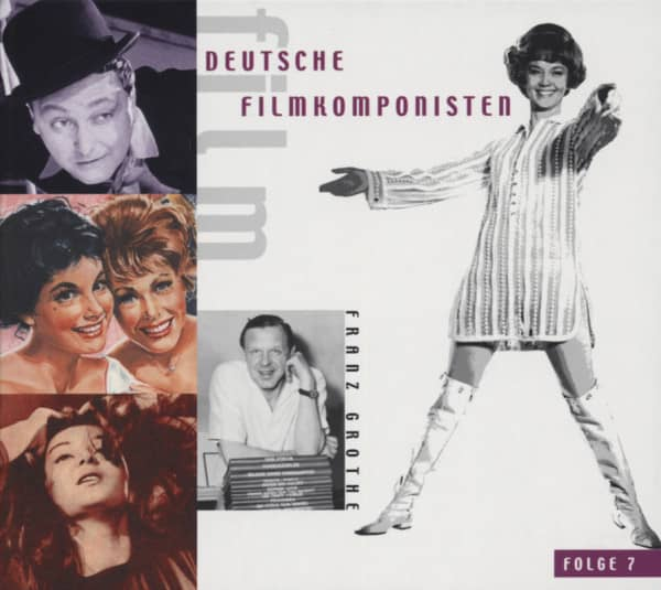 Grosse deutsche Filmkomponisten Vol.7