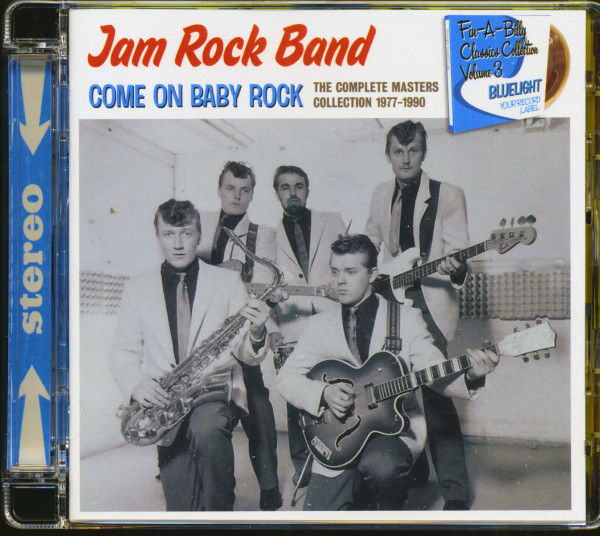 Come On Baby Rock - The Complete Masters 1977-1990 (CD)