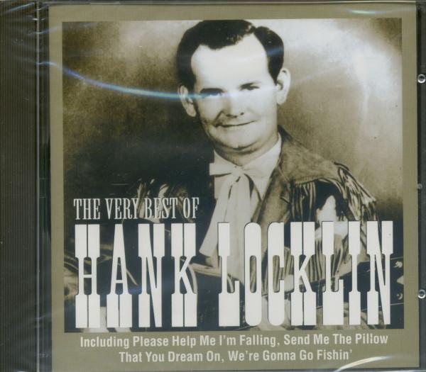 The Very Best Of Hank Locklin (CD)