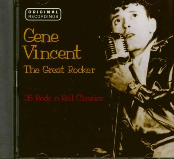The Great Rocker (CD)
