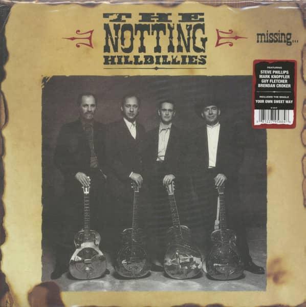Missing ... Presumed Having A Good Time (LP, 180g Vinyl)