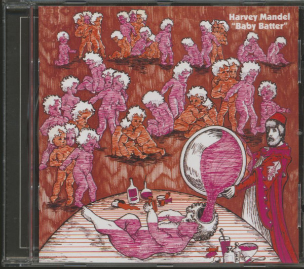 Baby Batter (CD)