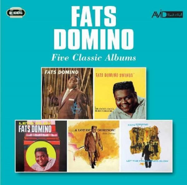 Five Classic Albums (2-CD)