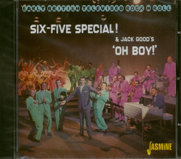 Six-Five Special! & Jack Good's Oh Boy! (CD)