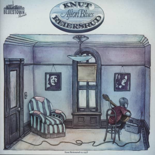 Afton Blues (CD)