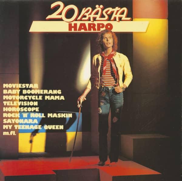20 Bästa (LP)