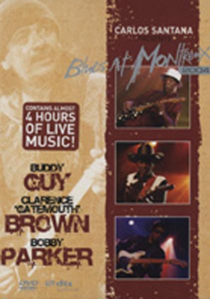 Carlos Santana Presents Blues (3-DVD)