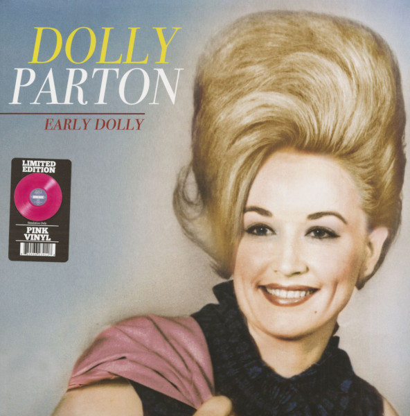 Early Dolly (LP, Colored Vinyl, Ltd.)