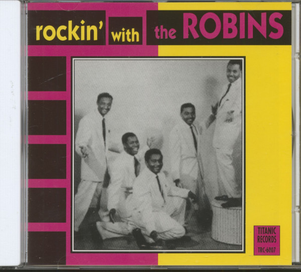 Rockin' With The Robins (CD)