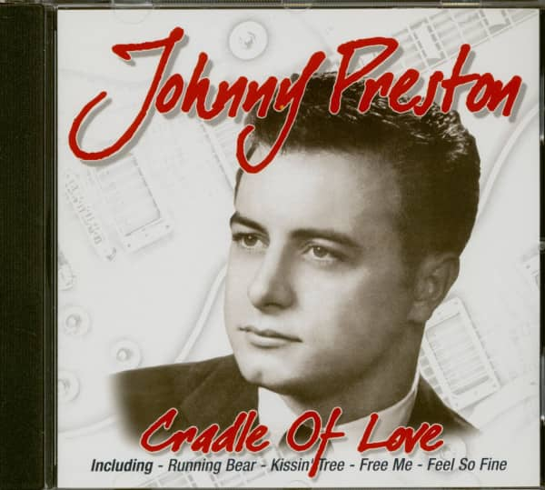Cradle Of Love (CD)