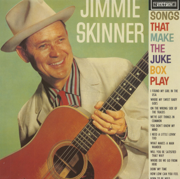 Songs That Make The Juke Box Play (Vinyl)