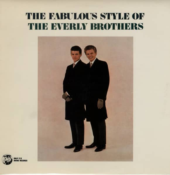 The Fabulous Style Of The Everly Brothers (LP)
