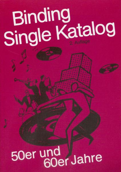 Single Katalog - Binding Single Katalog der 50er und 60er (2.Auflage)