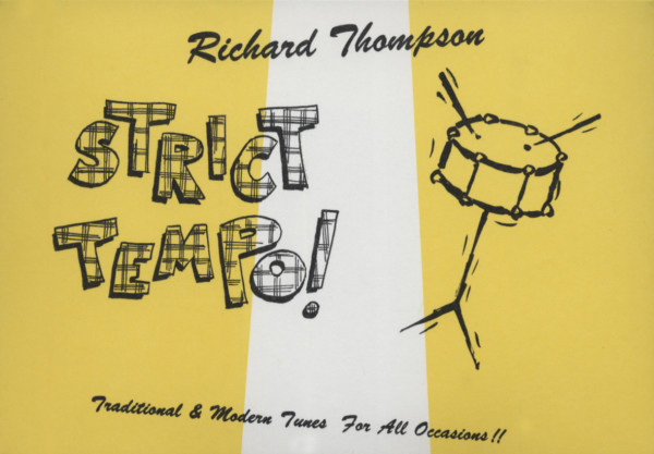 Strict Tempo (1981) Envelope Packaging