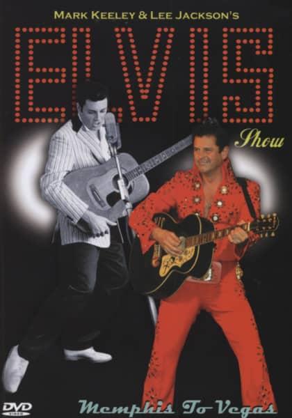 Elvis Show - Memphis To Vegas 2011