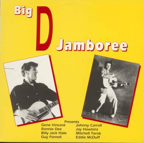 Big D Jamboree (LP)