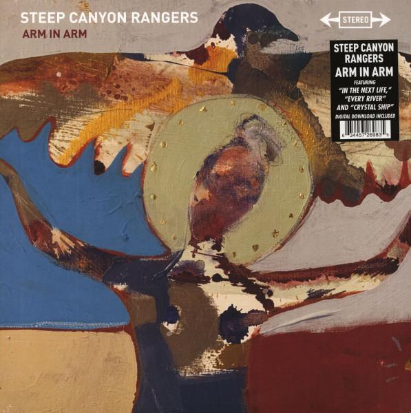 Arm In Arm (LP, Download, Ltd.)
