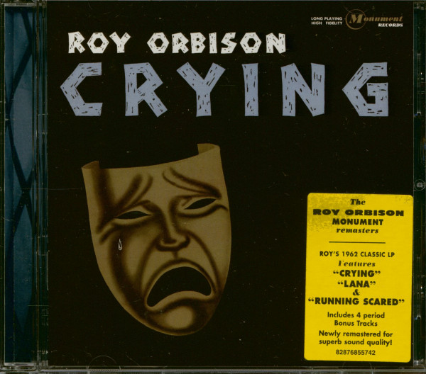 Crying (CD)