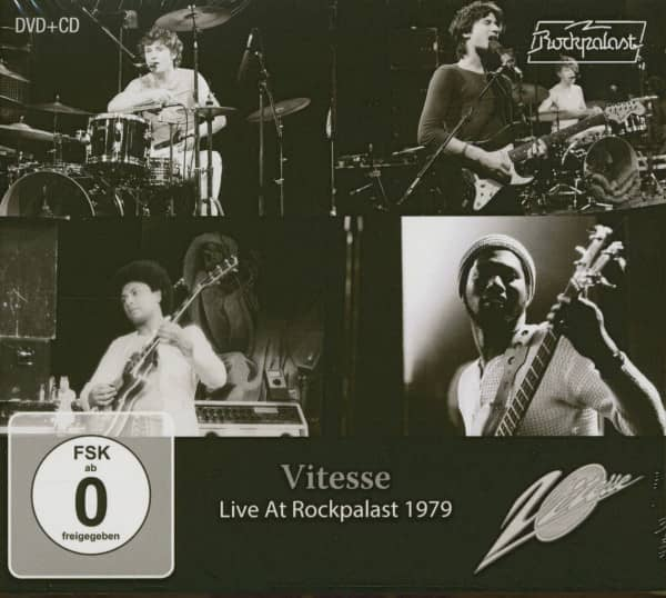 Live At Rockpalast 1979 (CD+DVD)