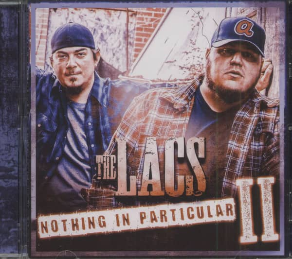 Nothing In Particular II (CD)