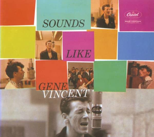 Sounds Like Gene Vincent (CD)