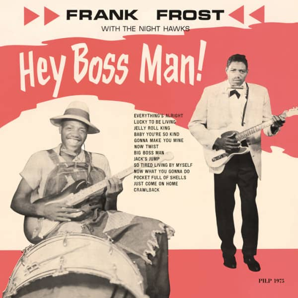 Hey Boss Man! (180gram vinyl)