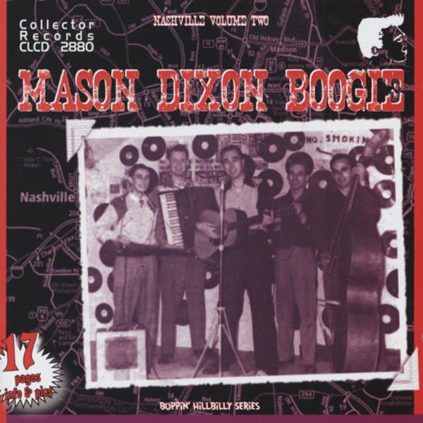 Mason Dixon Boogie - Nashville Vol.2