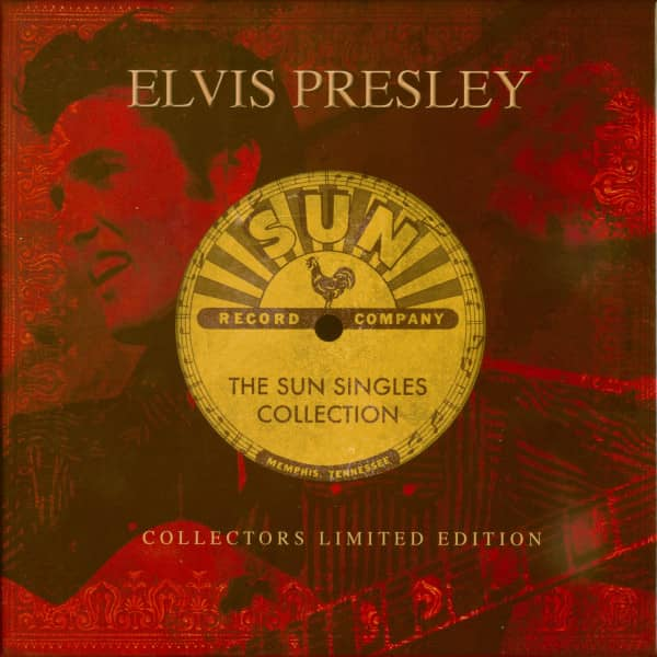 The Sun Singles Collection (Limited Edition - Red Vinyl, 7inch, 45rpm)
