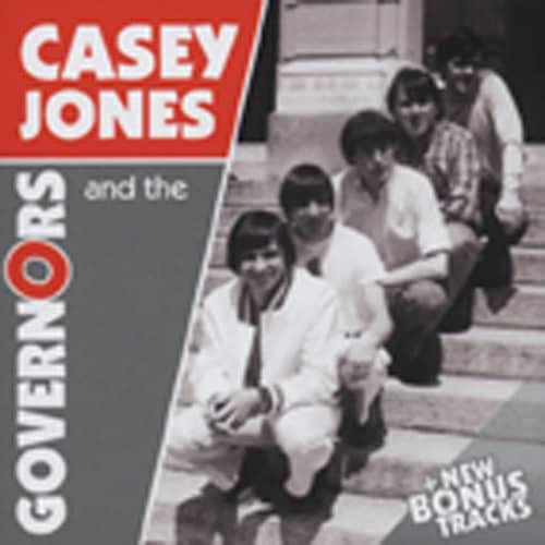Casey Jones & The Governors...plus