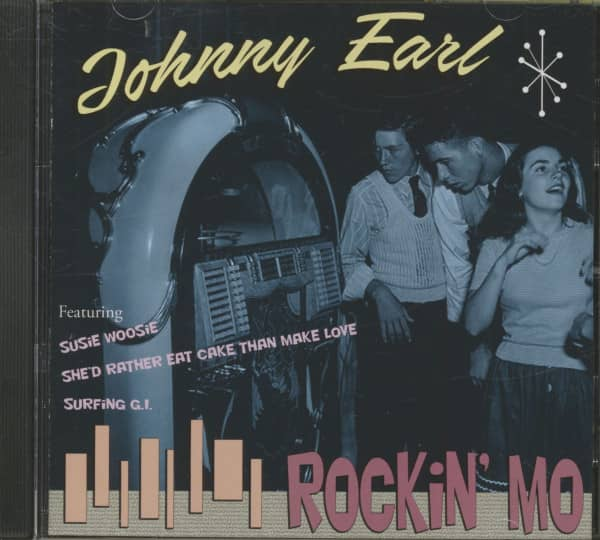 Rockin' Mo (CD)