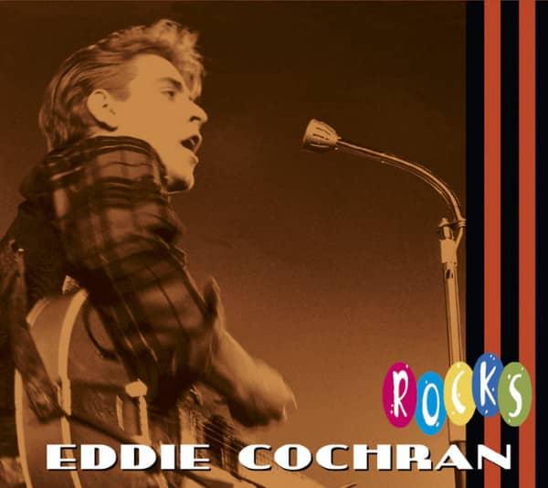 Eddie Cochran - Eddie Rocks