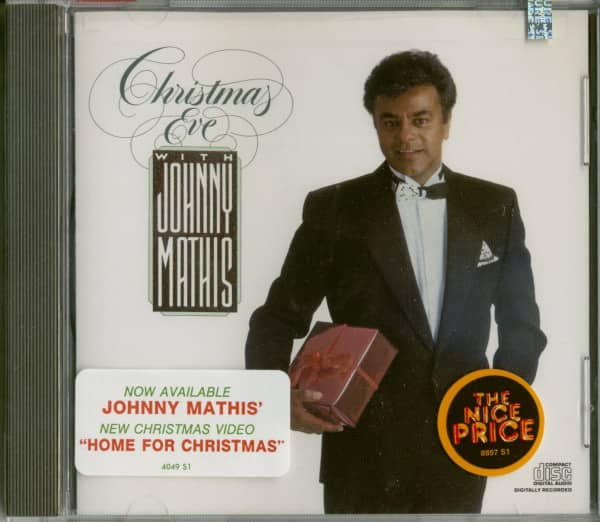 Christmas Eve With Johnny Mathis