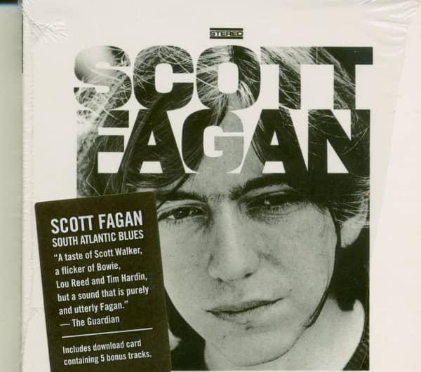 South Atlantic Blues (CD)