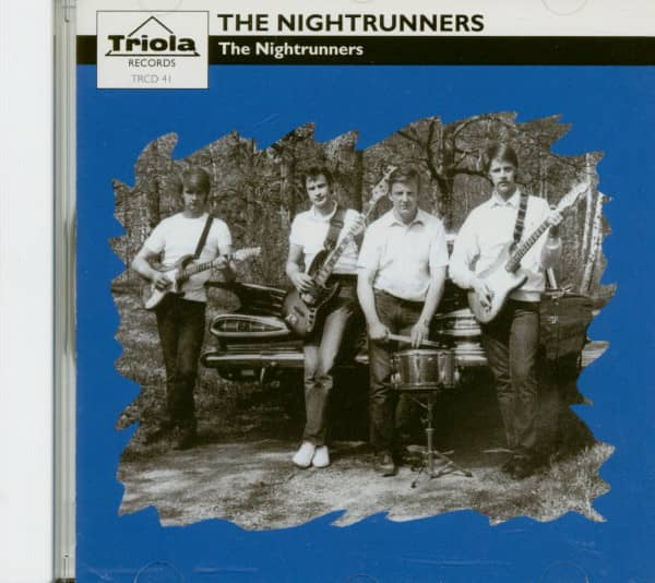 The Nightrunners (CD)