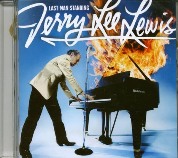 Last Man Standing (EU) - Jewelcase (CD)