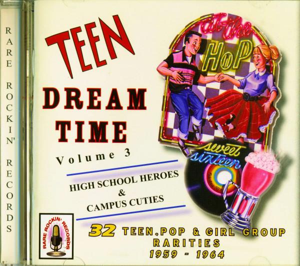 Teen Dream Time Vol.3