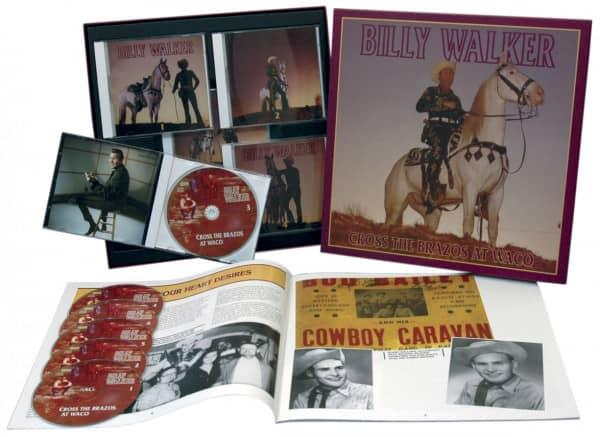 Cross The Brazos At Waco (6-CD Deluxe Box Set)