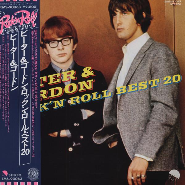 Rock and Roll Best 20 (Japan Vinyl-LP)
