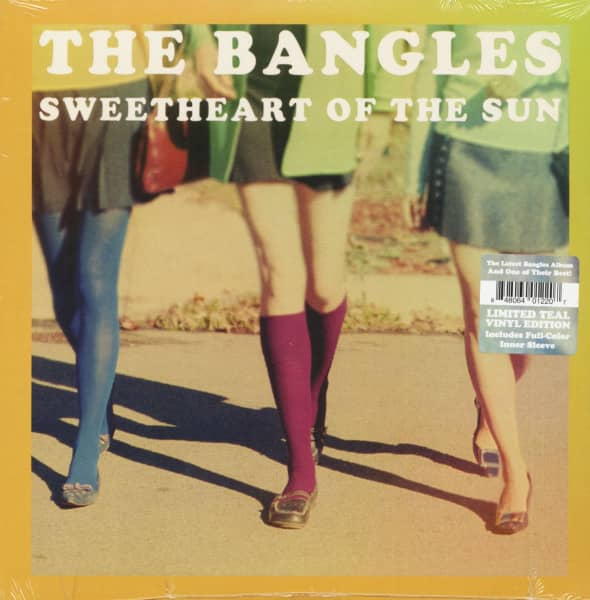 Sweetheart Of The Sun (LP, Colored Vinyl, Ltd.)