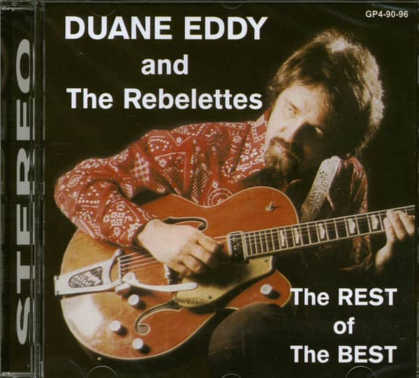 Duane Eddy & The Rebelettes - Rest Of The Best (CD)