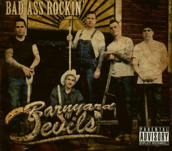 Bad Ass Rockin' (CD)