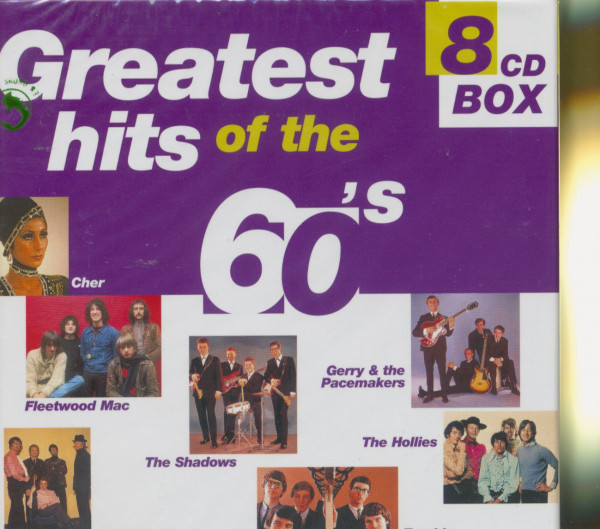 Greatest Hits Of The 60s 8-CD