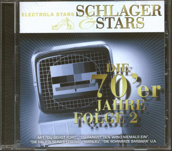 Electrola Stars - Die 70'er Jahre - Folge 2 (CD)