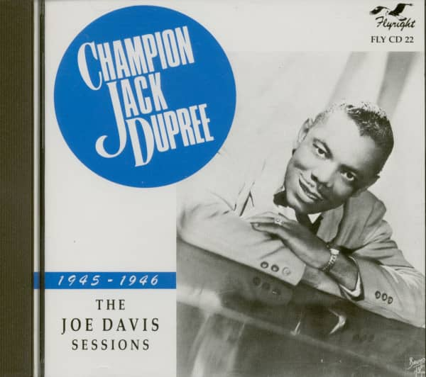 The Joe Davis Sessions 1945-1946 (CD)