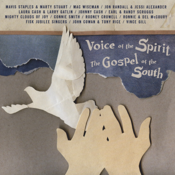 Voice Of The Spirit - The Gospel Of The South