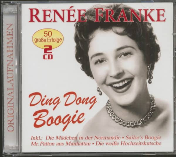 Ding Dong Boogie - 50 große Erfolge (2-CD)