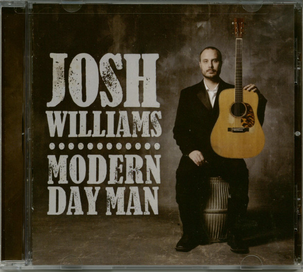 Modern Day Man (CD)