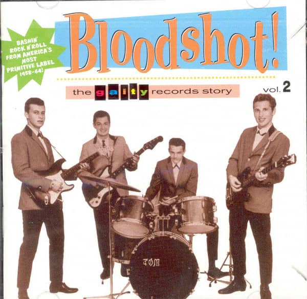 Bloodshot Vol.2 - Gaity Records Story