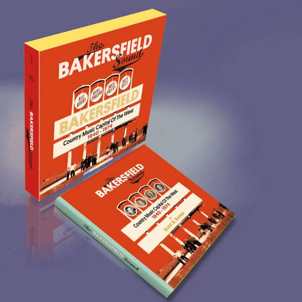 The Bakersfield Sound 1940 - 1974 (10-CD)