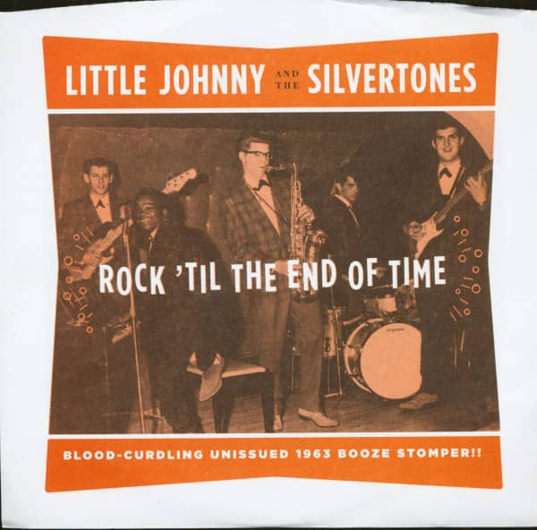 Rock 'Til The End Of Time (7inch, 45rpm, PS)